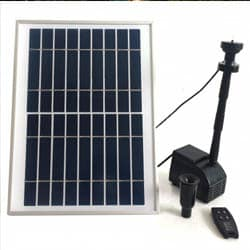 PondKraft Solar Fountain Pump 800
