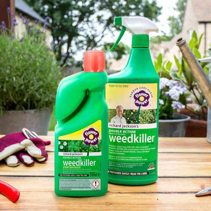 Richard Jackson's Double Action Weedkiller