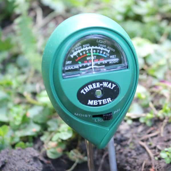 Suplong 3 in 1 soil Soil Tester Kit