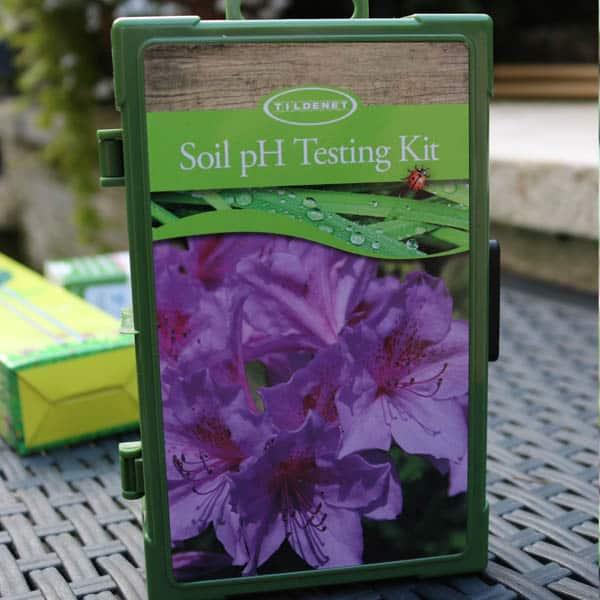 Bosmere K181 PH Soil Test Kit