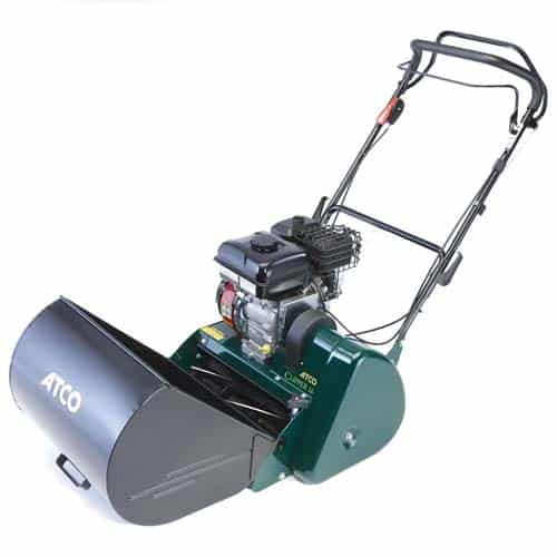 Atco Clipper 16 Petrol Cylinder-Lawnmower