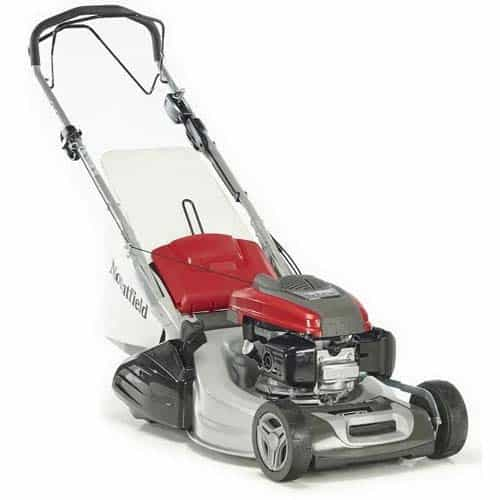 Mountfield SP555RV Petrol Rear-Roller Lawnmower