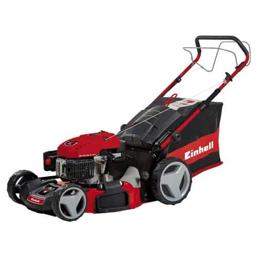 Einhell 5-in-1 Self-Propelled Petrol Lawn Mower